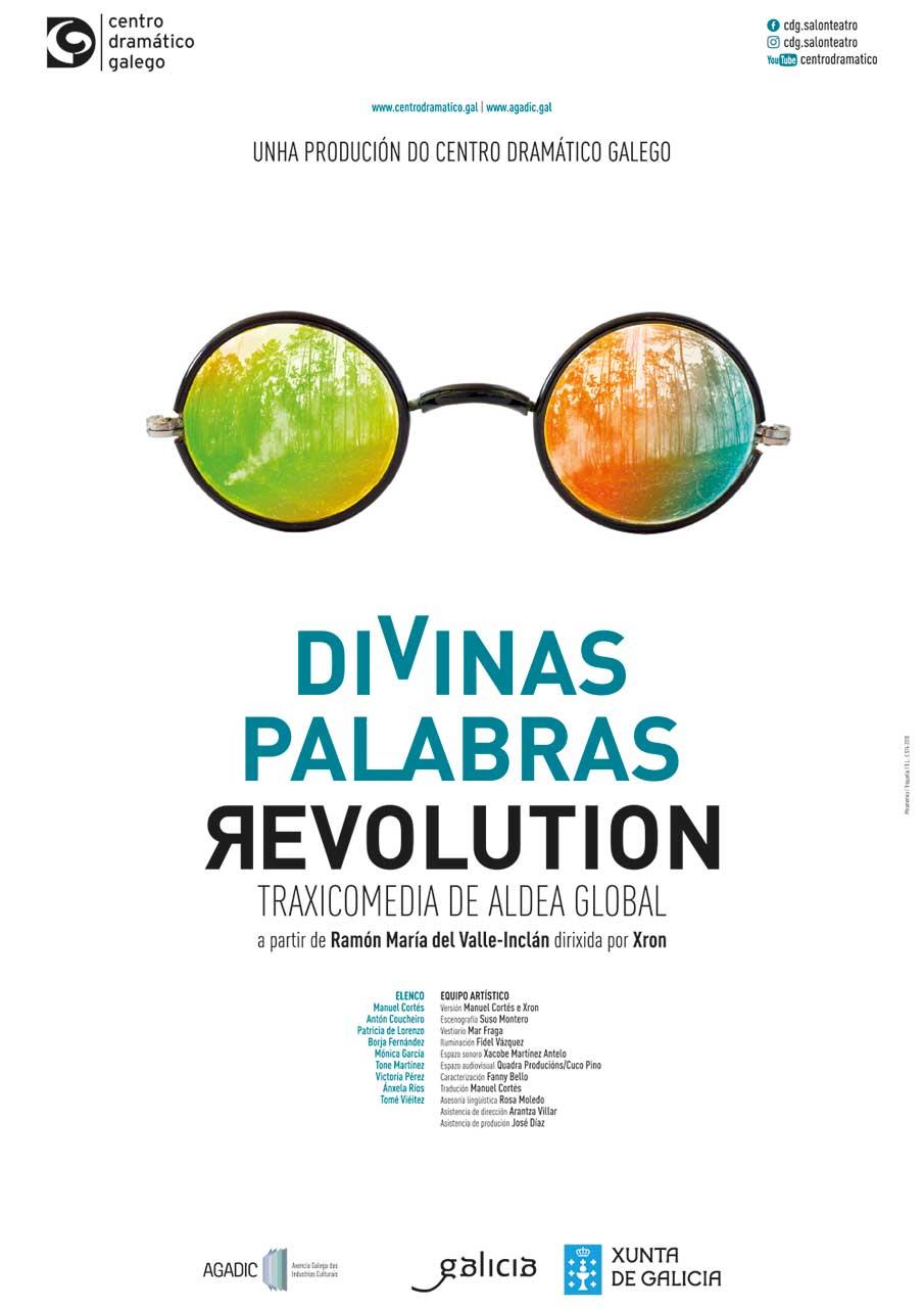 Divinas palabras revolution