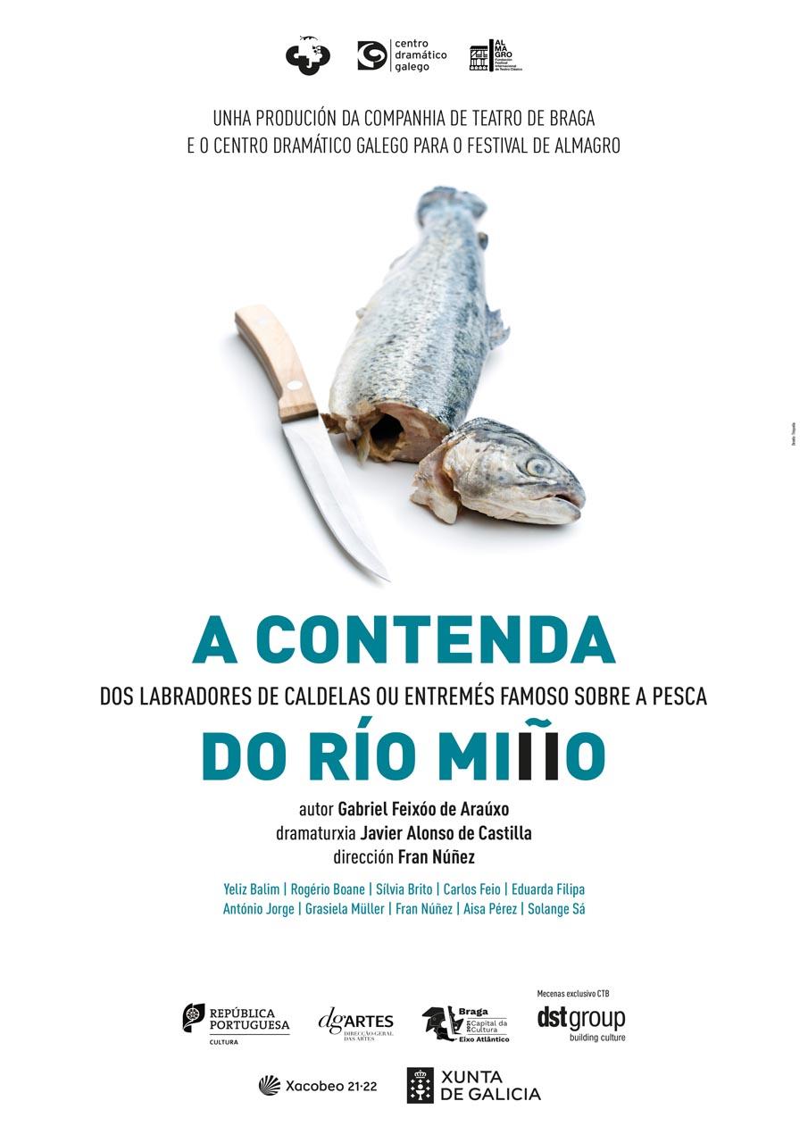 A contenda dos labradores de Caldelas ou Entremés famoso sobre a pesca do río Miño