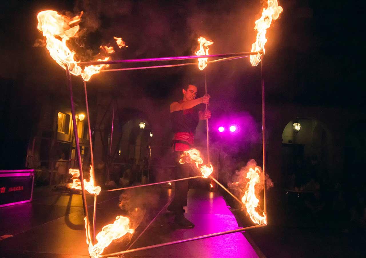 Circo de lume