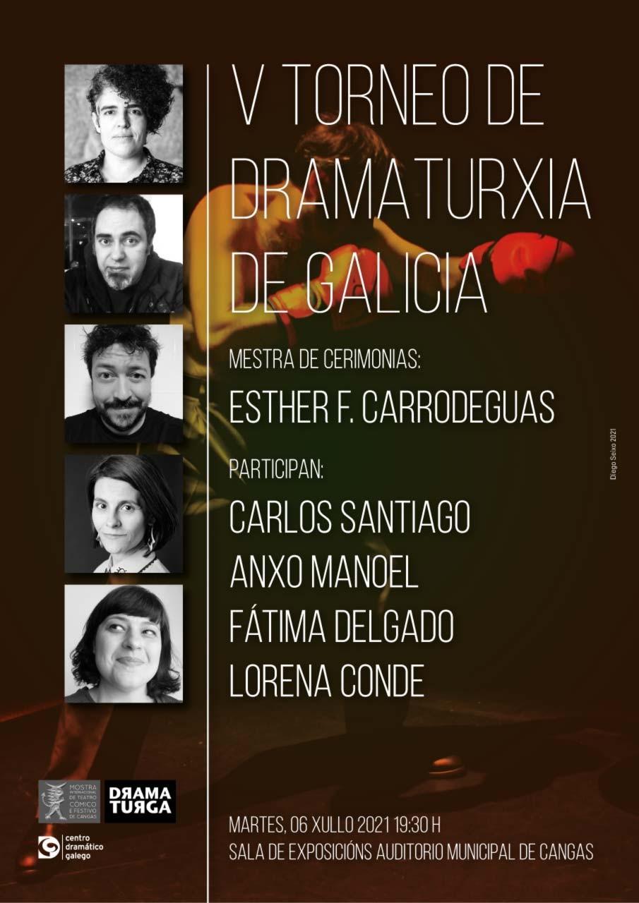 V Torneo de Dramaturxia de Galicia
