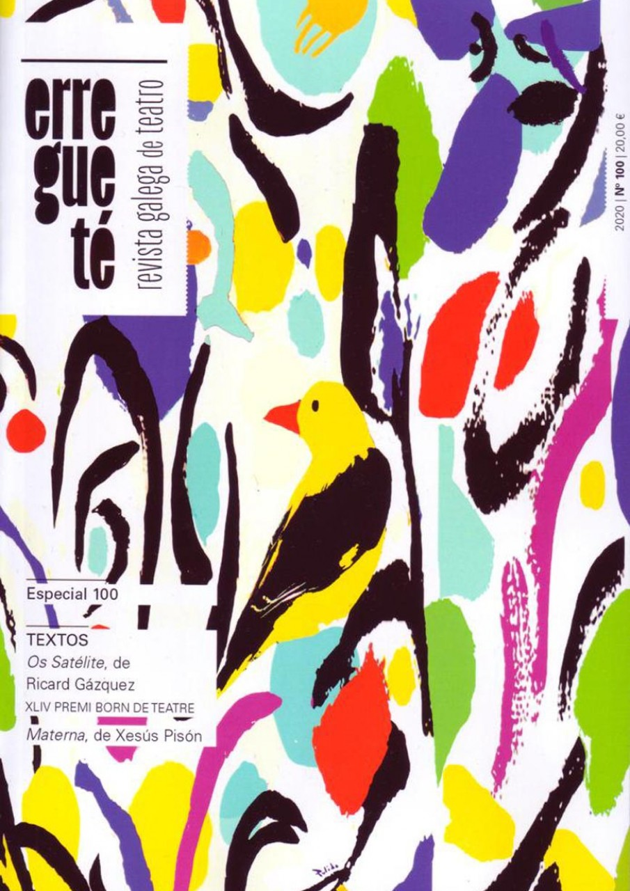 Gala erregueté. 100 números da Revista Galega de Teatro
